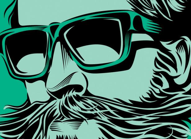 Wall Street Journal - The Bearded Men