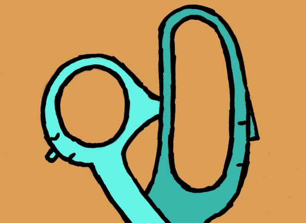 Scissors Couple