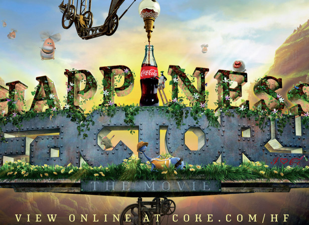 Coca Cola Happiness Factory the Movie