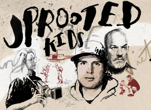 Uprooted Kids / HUCK Magazine