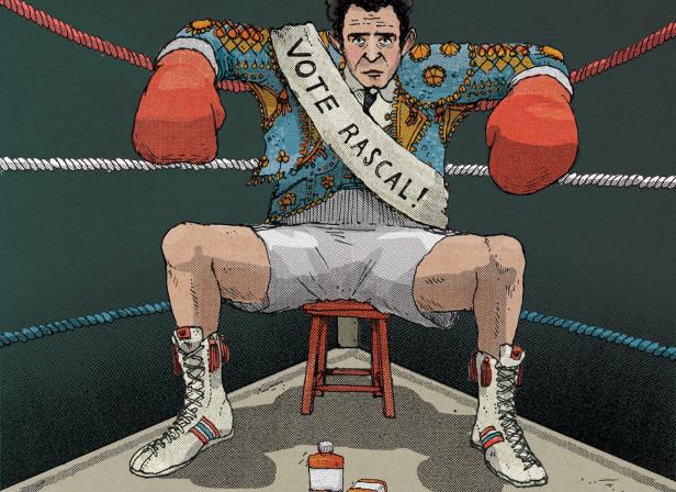 Norman Mailer / The Telegraph