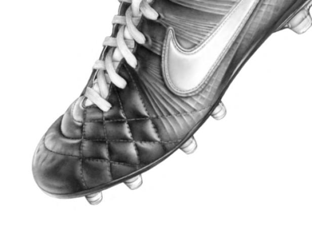 Nike Tiempo Football Boot