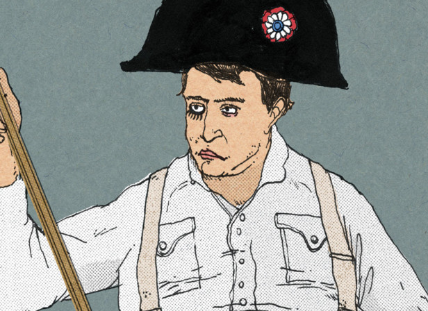 The Telegraph Napoleon
