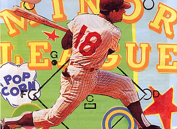 Baseball Mino League Kids