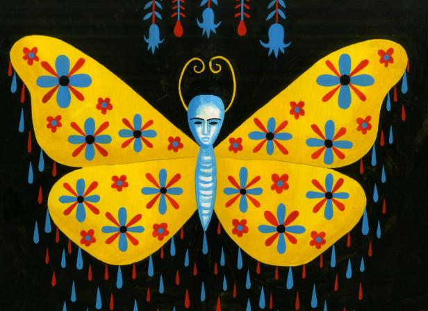 Butterfly on Black.JPG