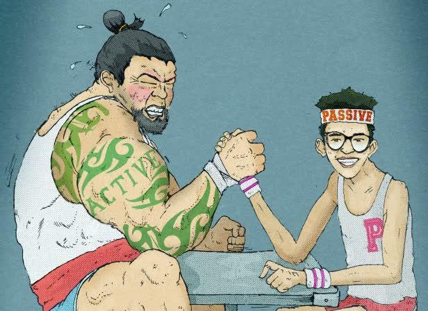 ARM wrestlers : Asian Investor.jpg