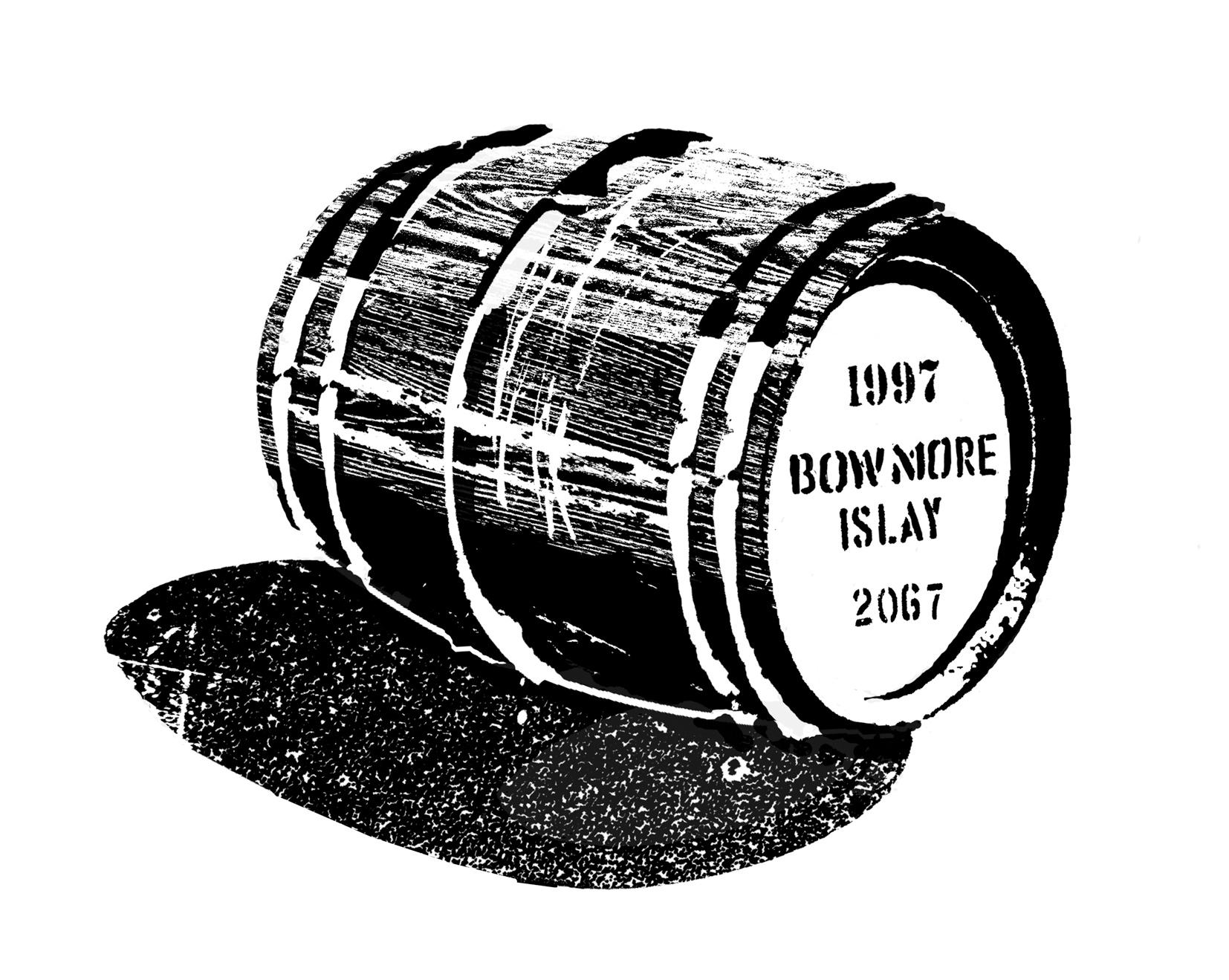 Bowmore Barrel