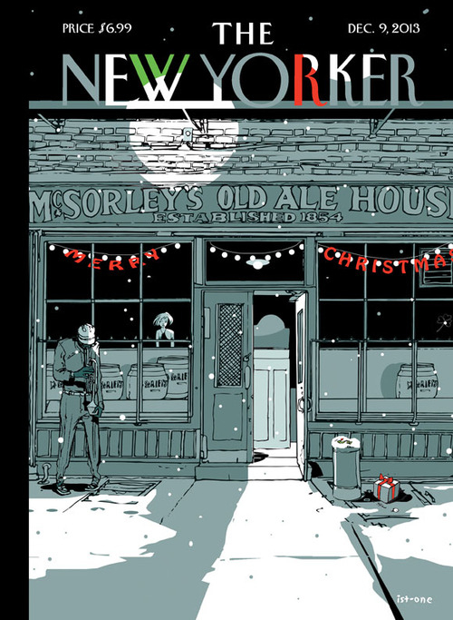 McSorley's Old Ale House / The New Yorker