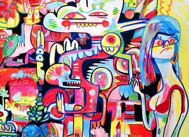 Neon Folk