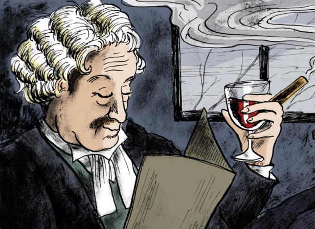 BBC Website Rumpole And The Penge Bungalow Murders