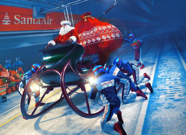 Silverstone Christmas 2014