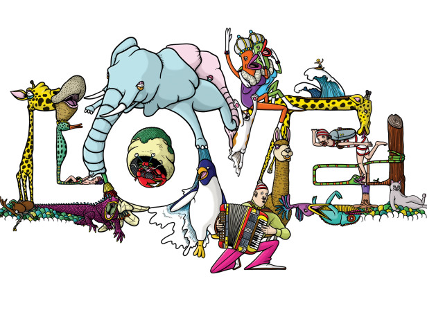 Love Creative Type