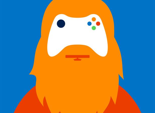 Bearded Xbox Dude