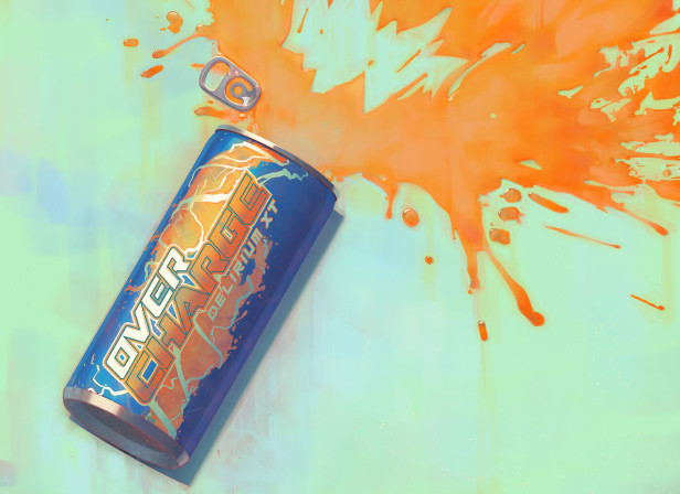 Over Charge / Sunset Overdrive