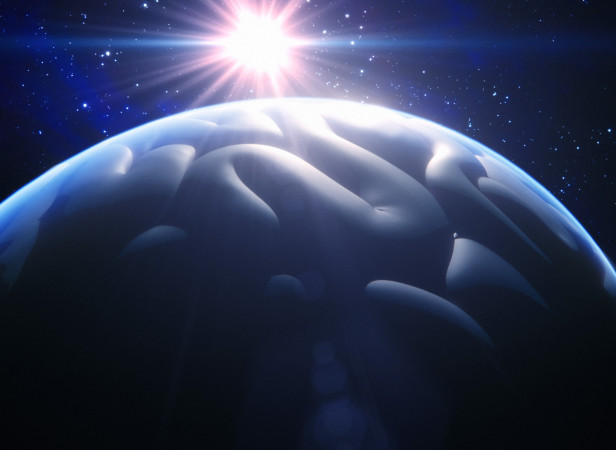 Brain Planet Outer Space Mens Health Magazine