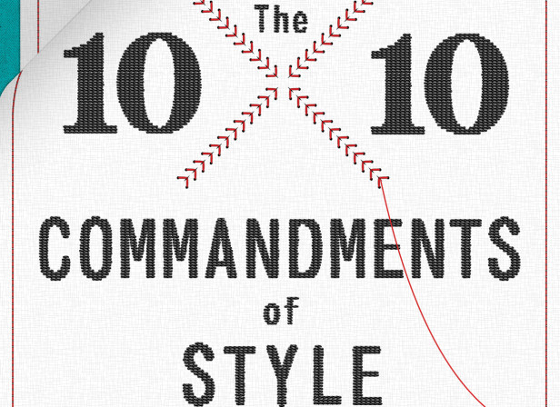 The 10 Commandments of Style / Men's Health Magazine.