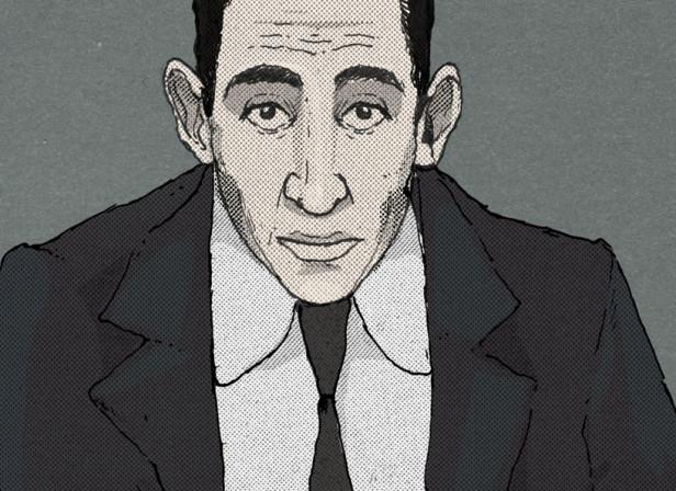 JD Salinger / The Telegraph