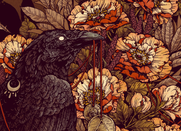 Chicken House_ Witchborn By Nicolas Bowling_ Art Print Version_ Erica Williams.jpg