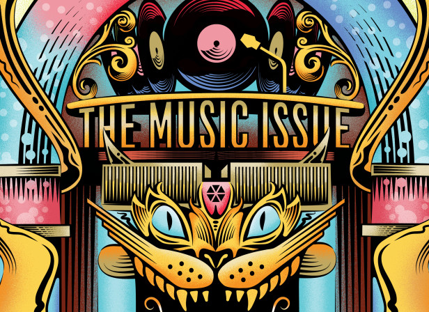 The Music Issue / Wall Street Journal