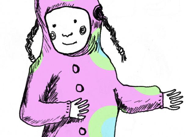 Future Girl Purple
