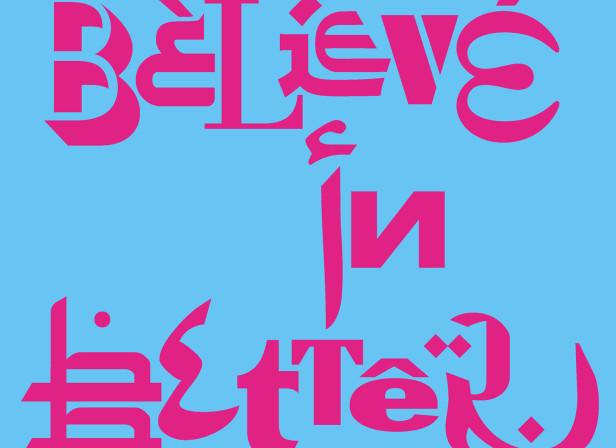 Sky Believe In Better Arabic