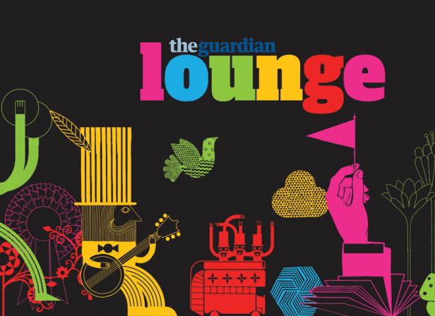 The Guardian Lounge Glastonbury