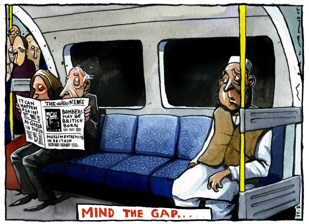 Mind The Gap The Times