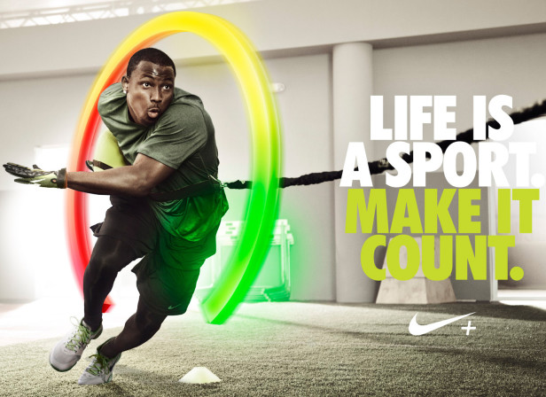 Nike Life Is A Sport