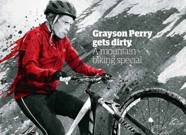 Grayson Perry / The Guardian