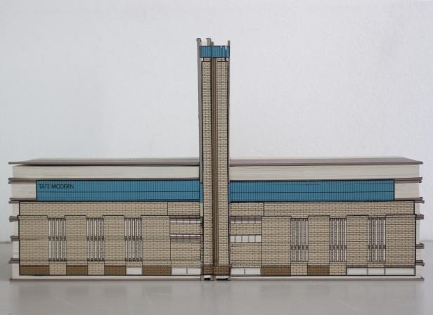 Tate Modern Gallery Bankside, London
