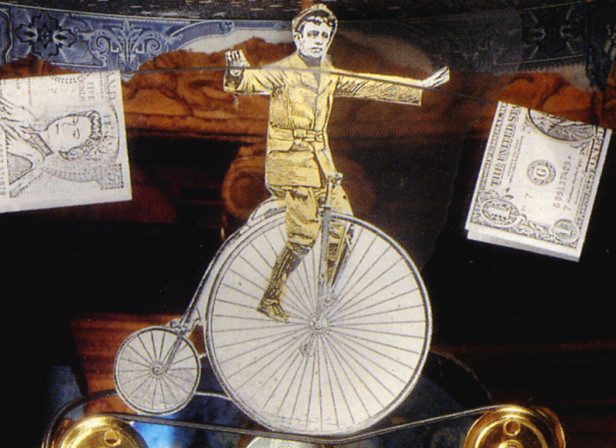 Penny Farthing / Banking Technology