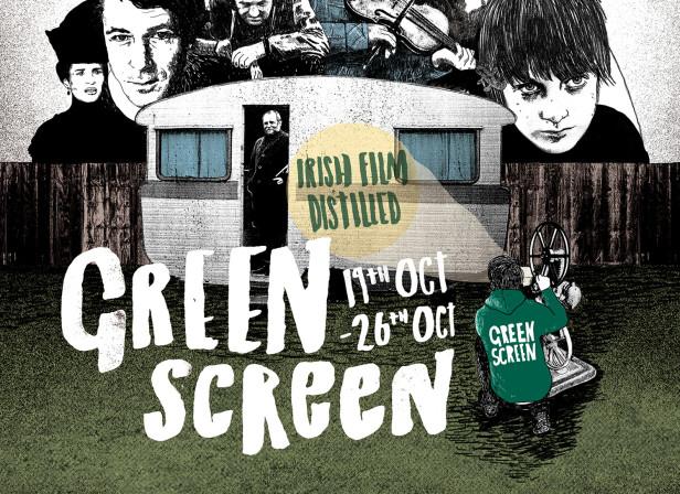 Green Screen / QFT