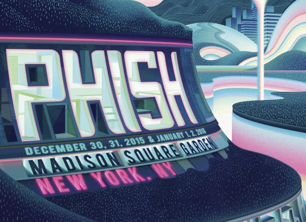 Phish Madison Square Garden