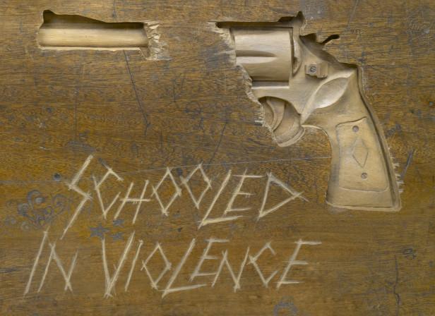 Schooled In Violence / Shortlist Magazine