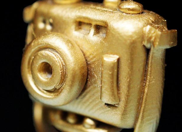 Macro Model Camera