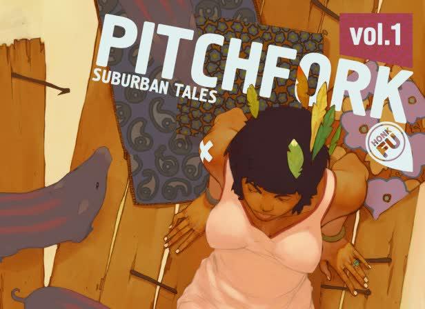 Pitchfork Suburban Tales