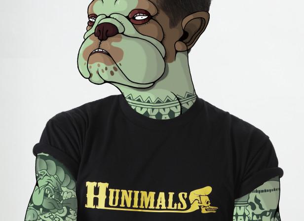 Hunimals Thomas