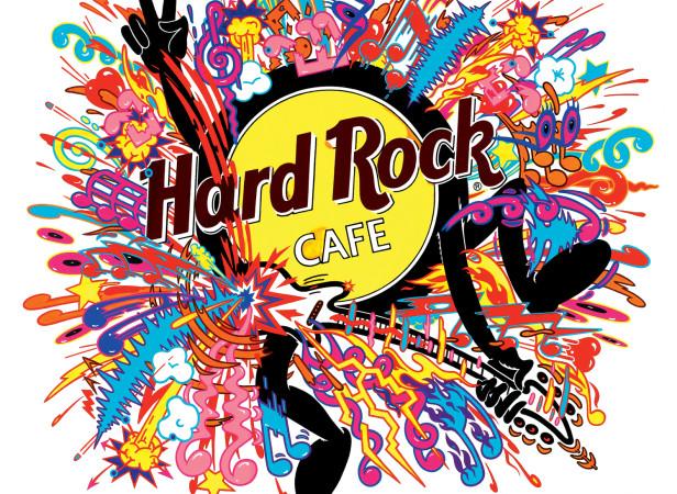 Hard Rock Cafe 20th Anniversary
