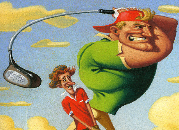 Inside Sport/Golf Characters