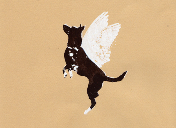 Guadian Dog Angel
