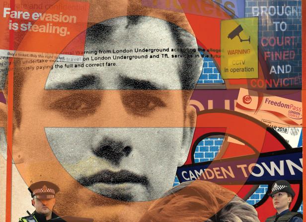 Fare Evasion Police Crime London Transport