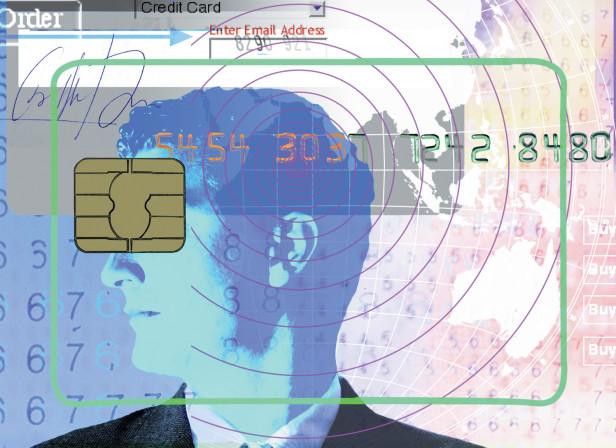 Retail Speak Creditcard Fraude Chip Financial Crime
