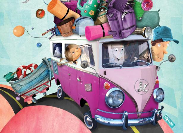 Vacation Season Storyworks Mag