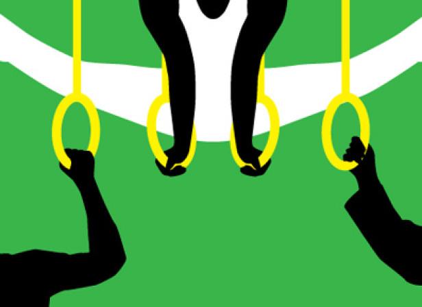 Fitness Cheats / GQ Magazine