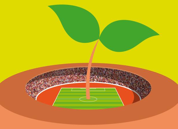 Going Green / Stadia