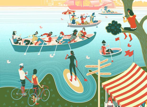 Totally Thames Festival 2015