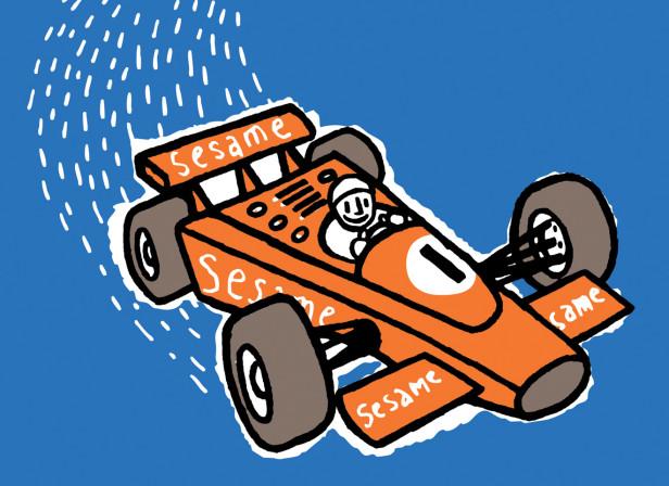 Financial Racing Car