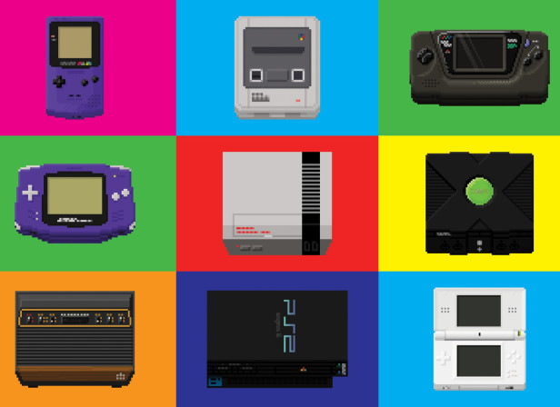 Consoles Collection 2