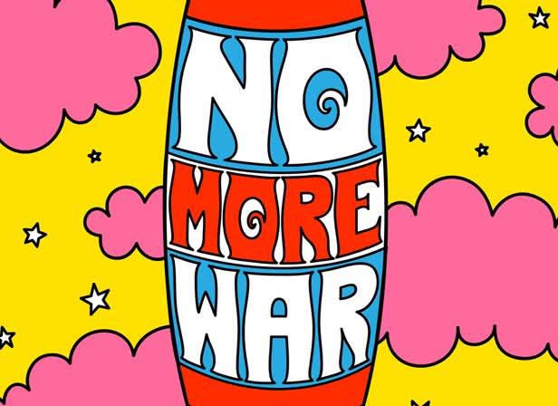 No More War Bomb