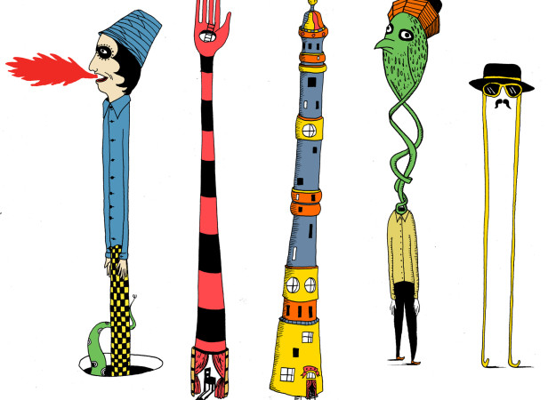 Big Chill Characters